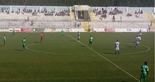 Akragas-Paganese 2-0: decide l'ex Longo, Piana espulso