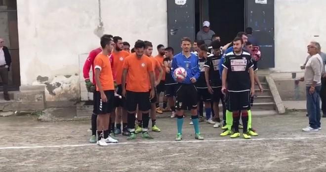 Calcio S.Antonio Frattamaggiore, test vincente con la Frattaminorese