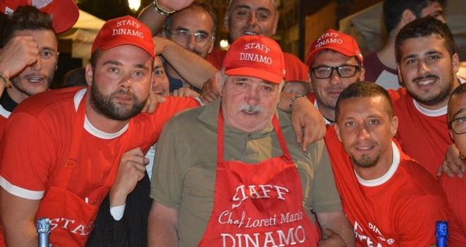 Lutto a Monteverde: la Dinamo piange 'Zio Mario'