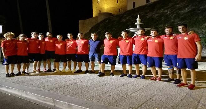 Promozione, gli anticipi sorridono a F.W.P. Matese e Termoli 2016