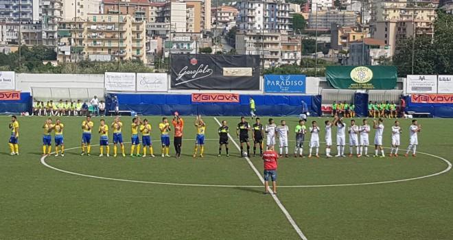 Prima gioia Audace: 3-1 esterno al Gragnano