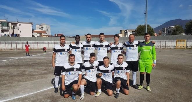 Ponticelli-Olimpia Casalnuovo 1-2, decisiva una rete di Raspaolo