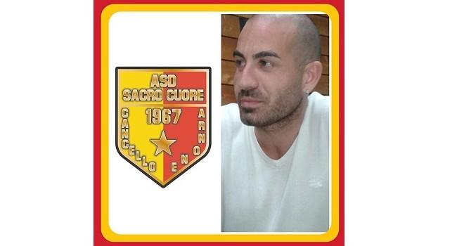 Il neo vice allenatore Giannoccari