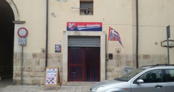 L'Atletico Acquaviva scende in piazza