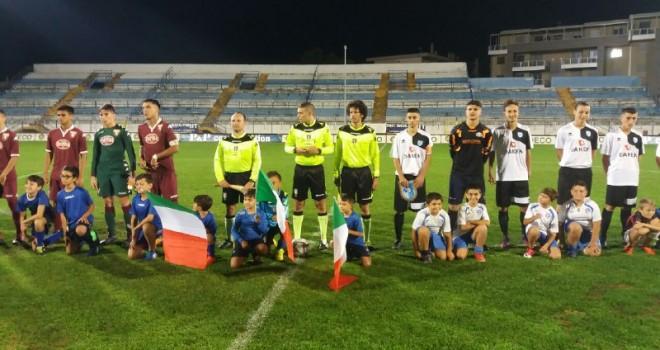 Coppa Scirea, il Torino batte l'Invicta Matera 5-1 al XXI Settembre