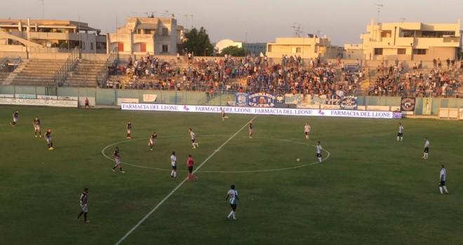 V.Francavilla-Catania 0-3, primo acuto in trasferta per gli etnei