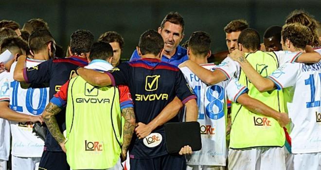 Catania: i convocati di Lucarelli per la sfida contro la Juve Stabia