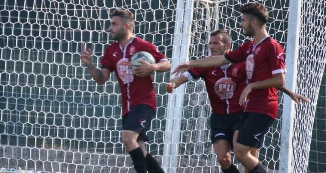 Forza e Coraggio - Baiano 0-1: ospiti cinici, decide un rigore ma...