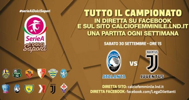 La Serie A I Dolci Sapori approda su Facebook