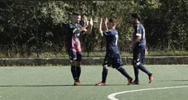Virtus Avellino 5-1 Lioni: virtussini ai sedicesimi
