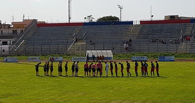 Afragolese-San Vitaliano 1-1, al Moccia in Coppa giocano le Juniores