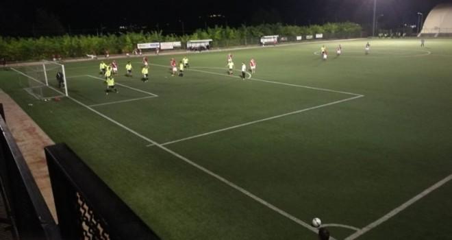 Real San Gennarello, termina a reti bianche il test col Vallo FC