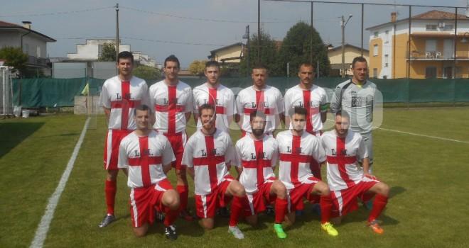 Rodengo Saiano-Real Flero 2-1: la vittoria franciacortina è di rigore