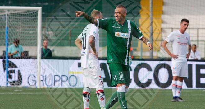 Avellino - Salernitana: le formazioni ufficiali