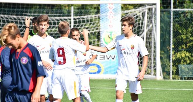 Memorial Varani. Roma finalista, successi per Lazio e Weston