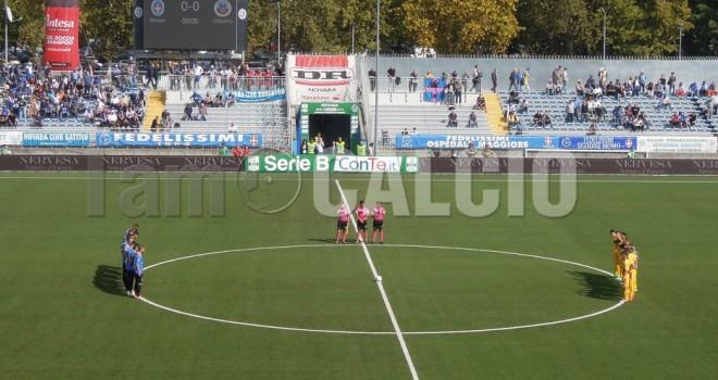 Novara-Cittadella 1-0, ci pensa Di Mariano in extremis