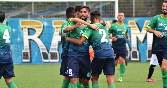 L'Afro Napoli United batte sonoramente la C. Frattese per 4-0