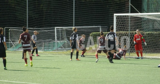 Romagnano, debutto vincente contro la Juventus