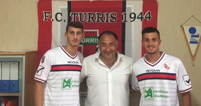 Turris, colpo under: firma un talentuoso centrocampista ex Napoli