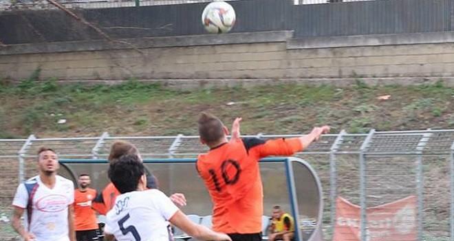 Nola-Costa d'Amalfi 1-0, decide un gol di Vaccaro nella ripresa