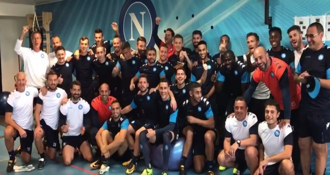 #ForzaArek, Milik intervento ok. Il video-messaggio della squadra