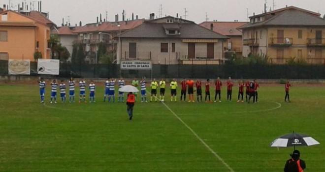 Monticelli-Campobasso 1-2: decidono Danucci e D'Agostino