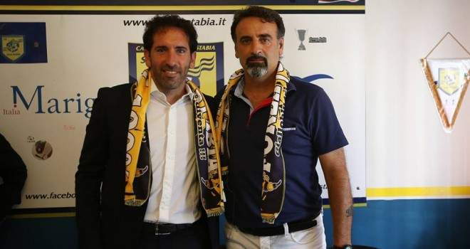 Juve Stabia-Trapani, le scelte di Caserta e Ferrara: in 4 out