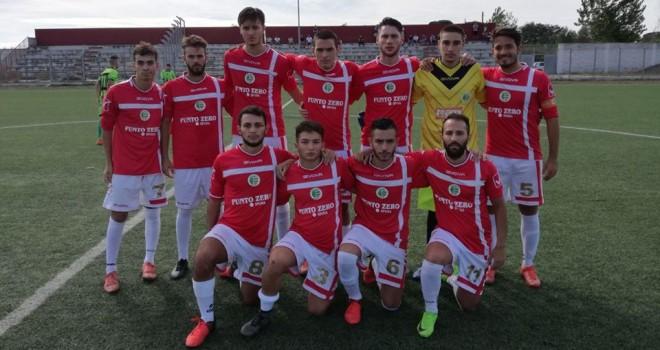 Virtus Liburia - Neapolis 1-0: la decide un penalty di Pellegrino