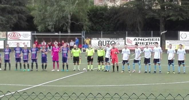 Ome-Pro Desenzano 1-1: franciacortini ripresi nel finale da Da Silva