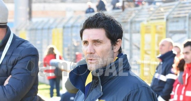 Ufficiale. La Casertana ha un nuovo allenatore: arriva Fontana