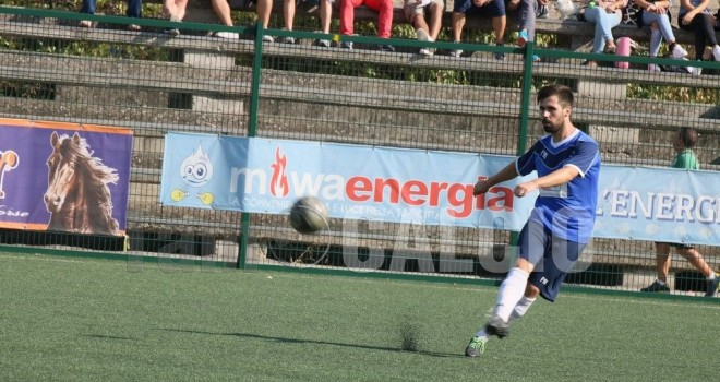 Pol. Lioni-Forza e Coraggio 0-1. Match equilibrato deciso nel finale