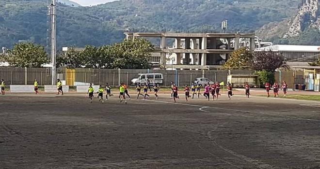 (VIDEO) Solofra - Castel San Giorgio 0-1: secondo ko conciaro