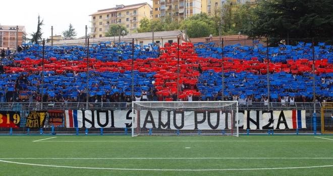 Nardò-Potenza: divieto di trasferta ai tifosi rossoblù