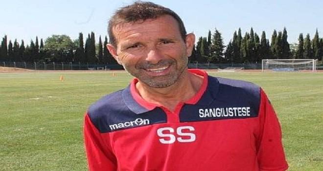 L'allenatore marchigiano S. Senigagliesi