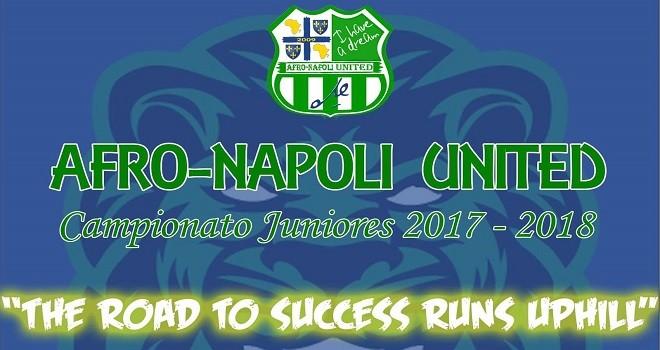 Afro Napoli United, la Juniores punta al palcoscenico nazionale