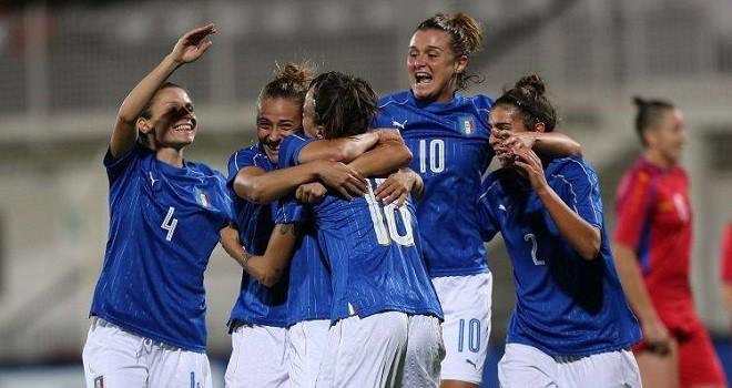 Qualificazioni Mondiali, l'Italia supera 5-0 la Moldavia