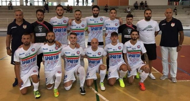 Nel week end big match tra Spartak e San Vitaliano