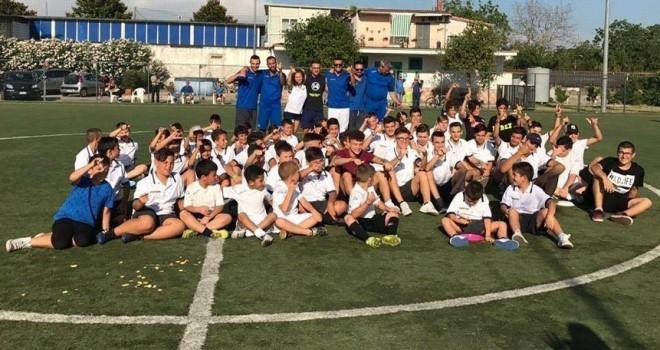Football Academy Pomigliano, innamorati del pallone
