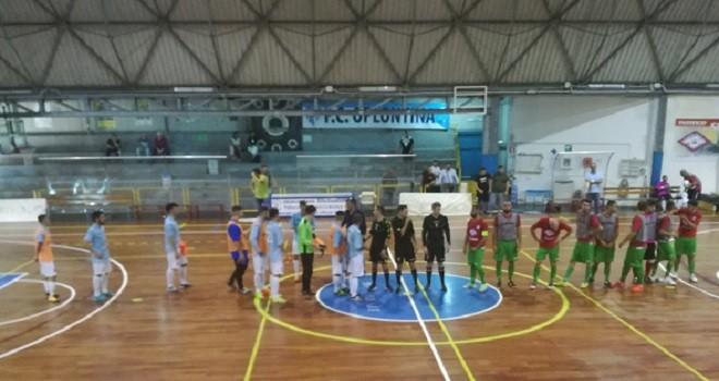 Acerrana FC, trasferta amara: ko di misura con l'FC Oplontina