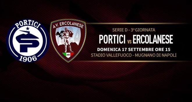 Portici-Ercolanese, info e prezzi ticket per assistere al derby
