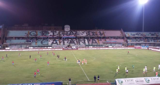Catania-Fidelis Andria: le formazioni ufficiali del match