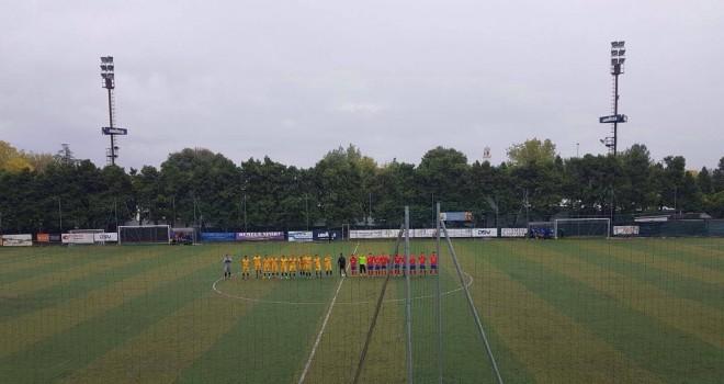 Nuove Legioni Calcinatesi, esordio ok: 2-1 al Real Borgosatollo Dor