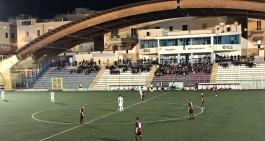 Il Manfredonia è un rullo compressore: Stornarella battuto 5-0 in casa