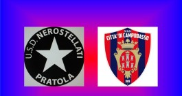 Ufficiale, Nerostellati – Campobasso anticipata al 23 settembre