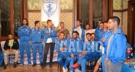 Capitan Muratore dà la carica: «Squadra giovane fatta per divertirci»