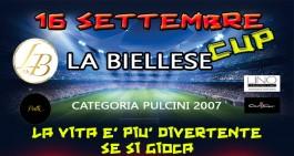 Tornei - Oggi La Biellese Cup 2017