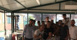 Villastellone e Pro Villafranca a braccetto, Santa Rita tennistico