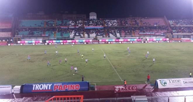 Media spettatori Serie C: Catania top, bene Pisa e Padova