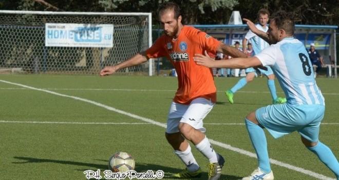 Bitonto-UC Bisceglie 2-1: decide la doppietta di Manzari