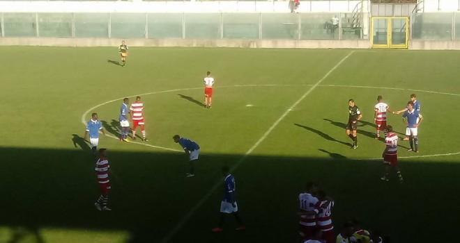 Rende-Paganese 1-0: ai calabresi basta un gol di Rossini